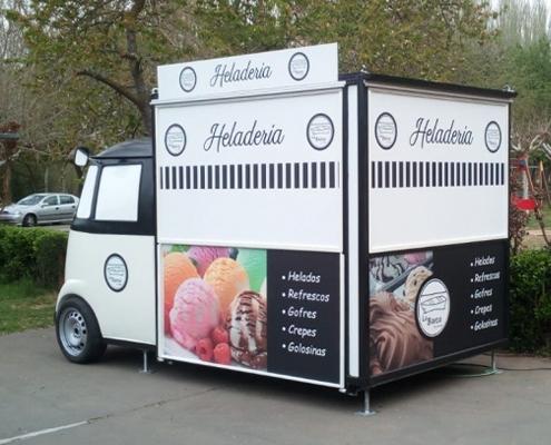 historia de los food trucks