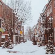 escaparate de invierno